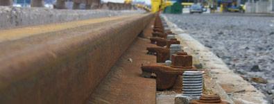 installation de rails
