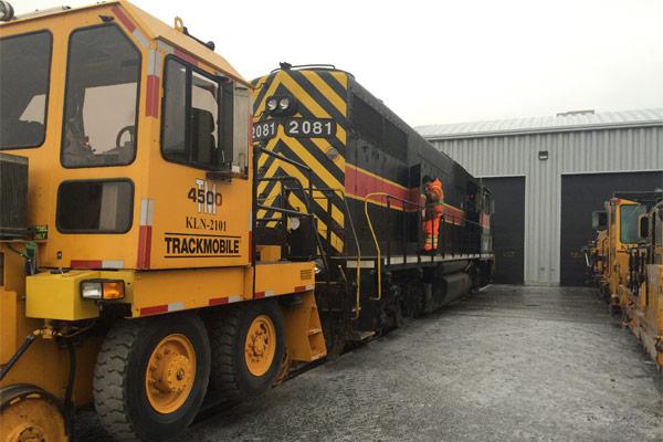 reparation locotracteur 2